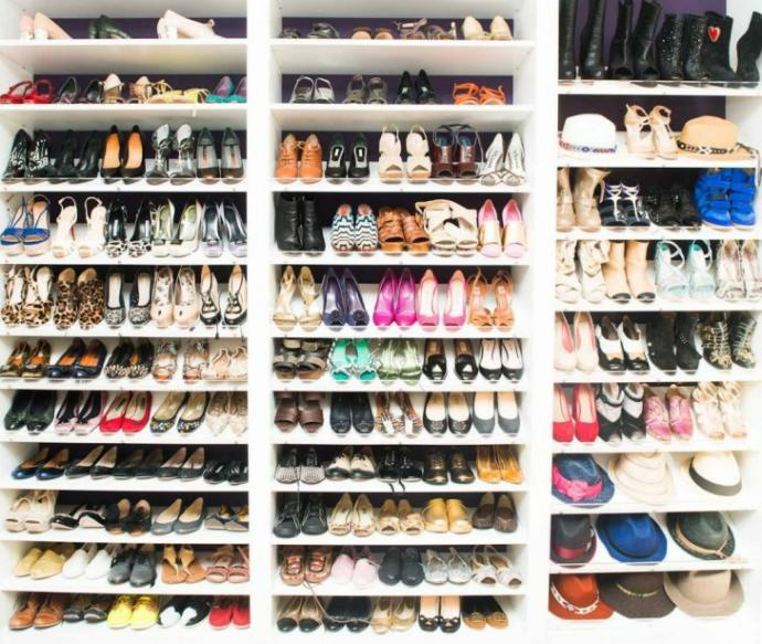 How many shoes do you own?