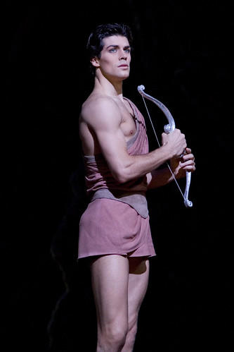 Girls, what do you think about male ballet dancers?