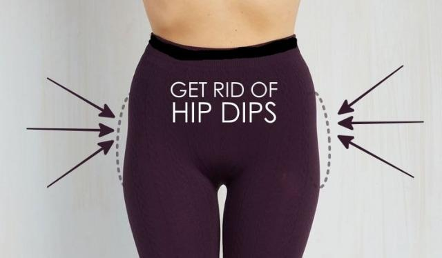 Girls, do you have a problems with hip dips?