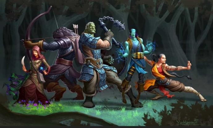 Who has played Dungeons and Dragons?