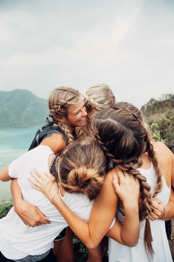 Do You Like Group Hugs?