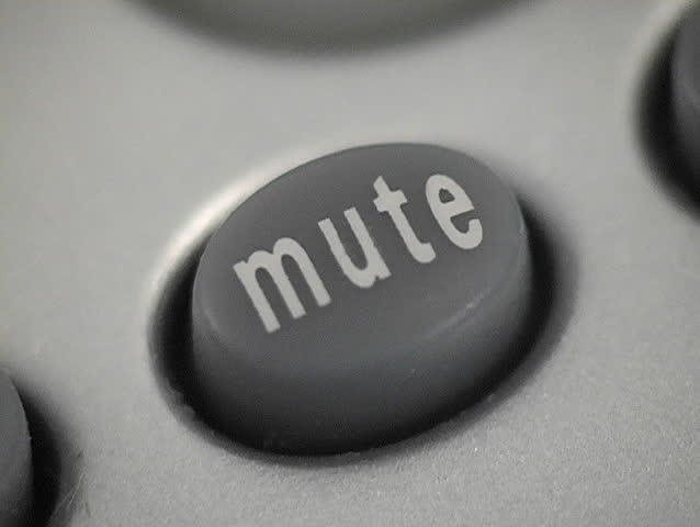 Guys, If women had a mute button how often would you press it?