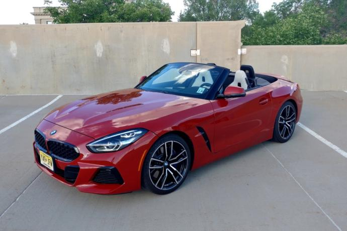 Would you change your mind for BMW z4?