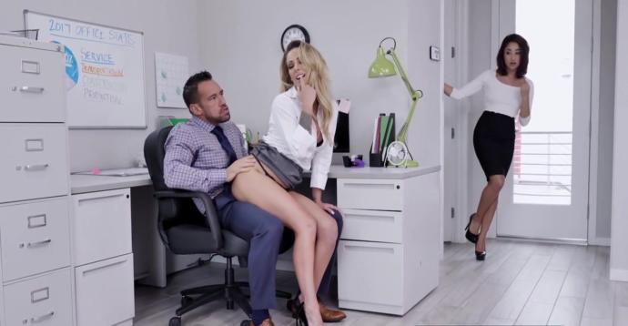 Have You Ever Had Sex In A Office?