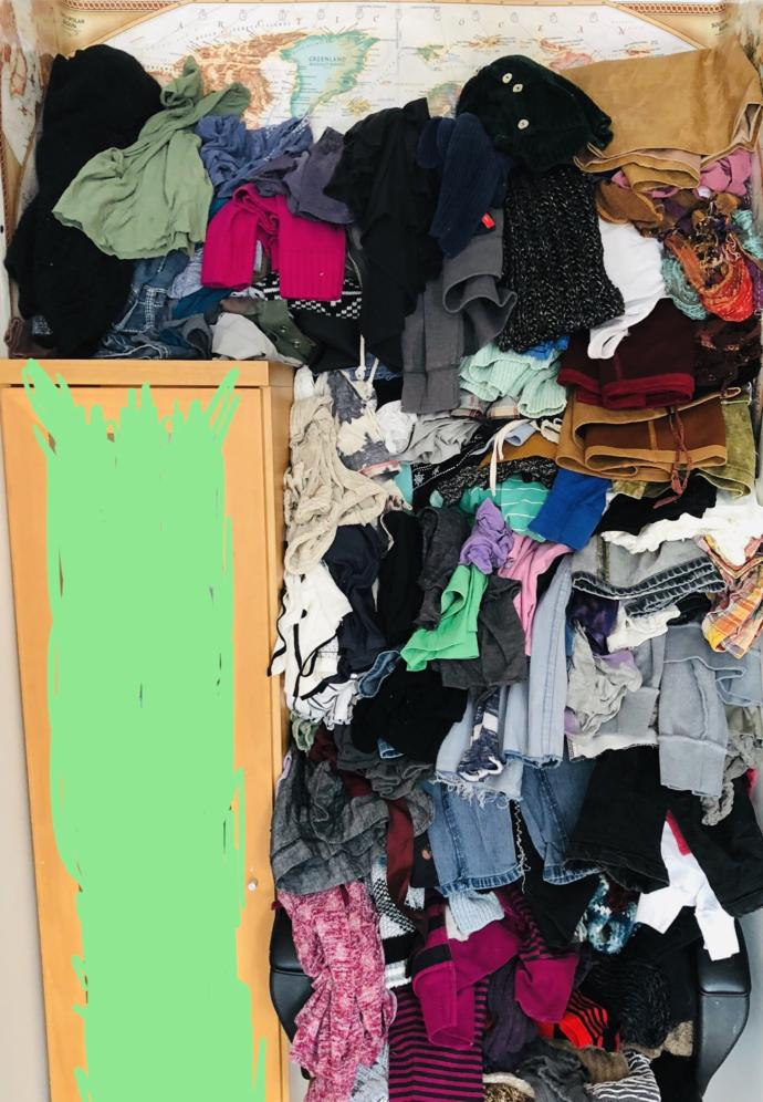 How many items of each article of clothing is recommended (I e 5 X shirts , sweaters, pants, skirts, dresses, shirts, socks, bras, underwear )?