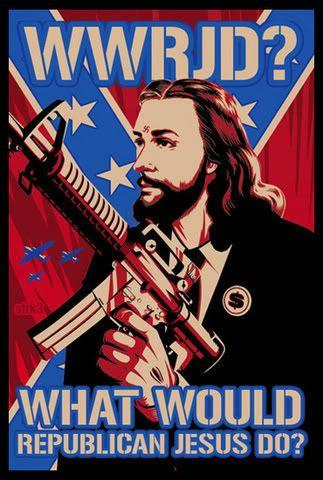 Would You Vote for a President Jesus?