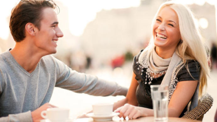 What do you do on a date to spark a conversation?