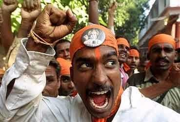 What are your thoughts on the crazy Hindutva movement?
