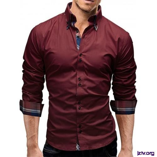 Do you think long sleeve button-down shirts look good?