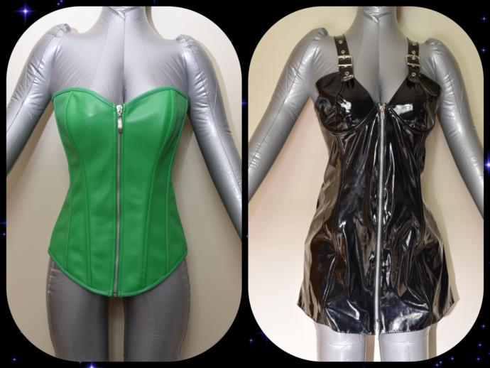 Which Kinky Corset Looks Better?