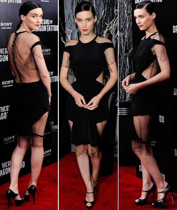 Do you consider Rooney Mara attractive?