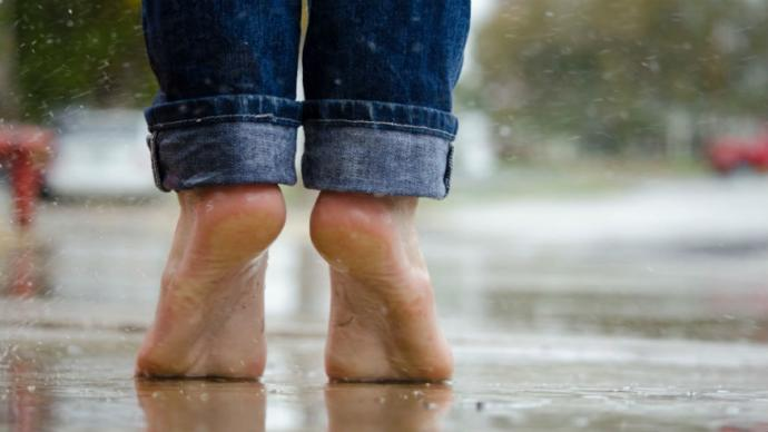 Why Do Some People Walk Barefoot Outside?