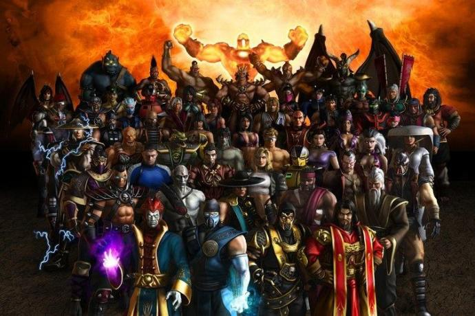 Who is your favourite Mortal Kombat Character?