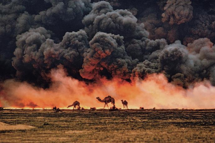Who do you think is behind the Saudi Arabia oil attack?