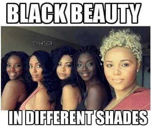 Why do some people think all black people look alike?