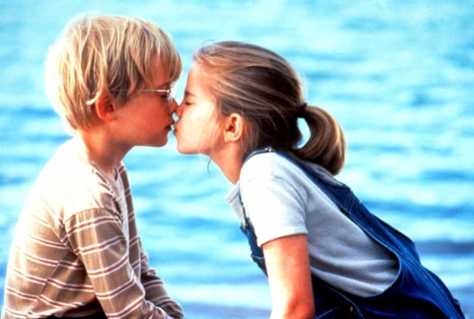 What was your first kiss like?