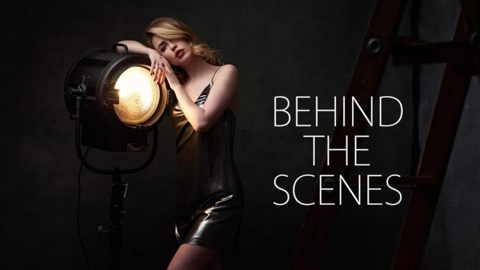 Sex, behind the scenes