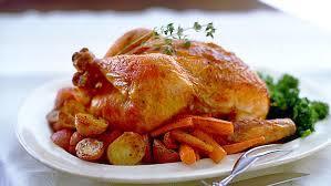 Do you like roast chicken?