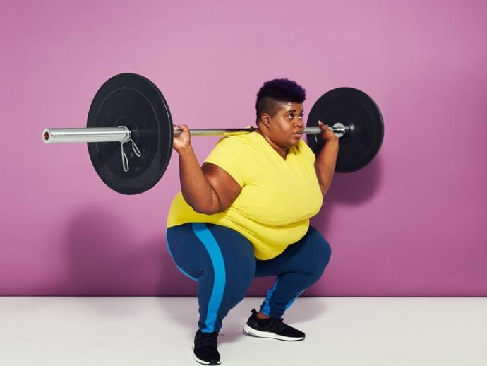 How many kgs can you squat?