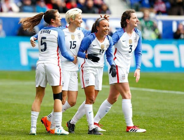 Anyone else think that the women's soccer team suing for equal pay is completely stupid?