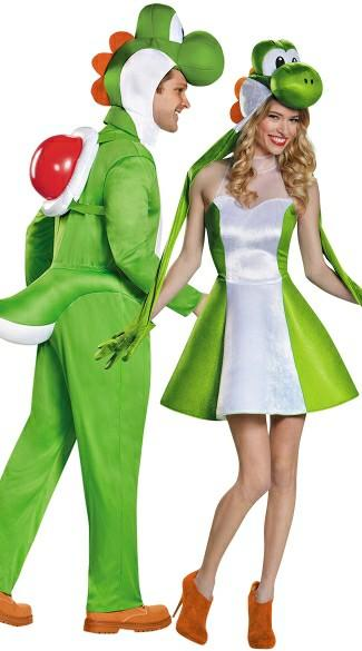 Would you ever consider dressing up in a video game costume?