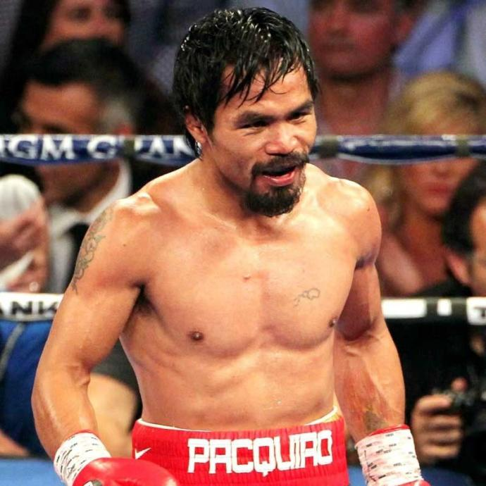 Opinion Manny Pacquiao? Manlet or Alpha?