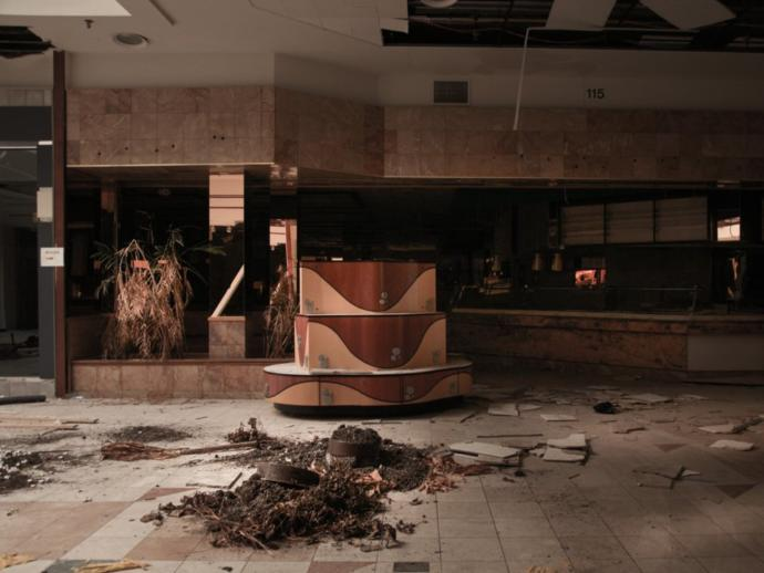 Why can't closed and abandoned malls be used as homeless shelters or to hold illegal immigrants?