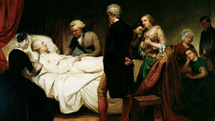 What's the worst thing your family & friends could say to you on your deathbed?