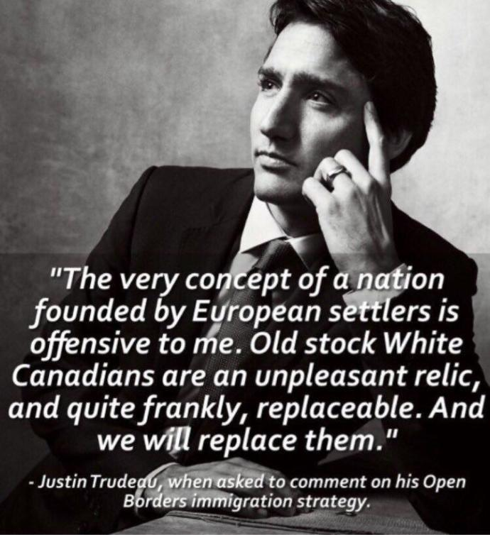 Do you think this blackface thing will cost Justin Trudeau the election in Canada?