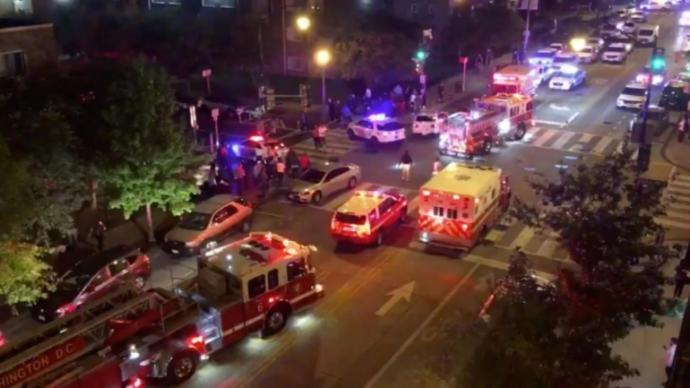 Multiple people shot on streets of Washington, DC. What is your opinion?
