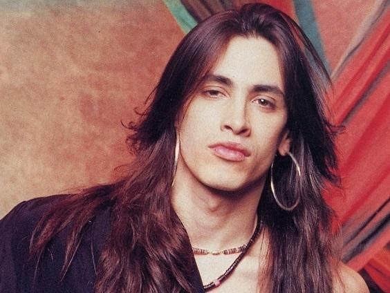 Nuno Bettencourt when he was young and wild