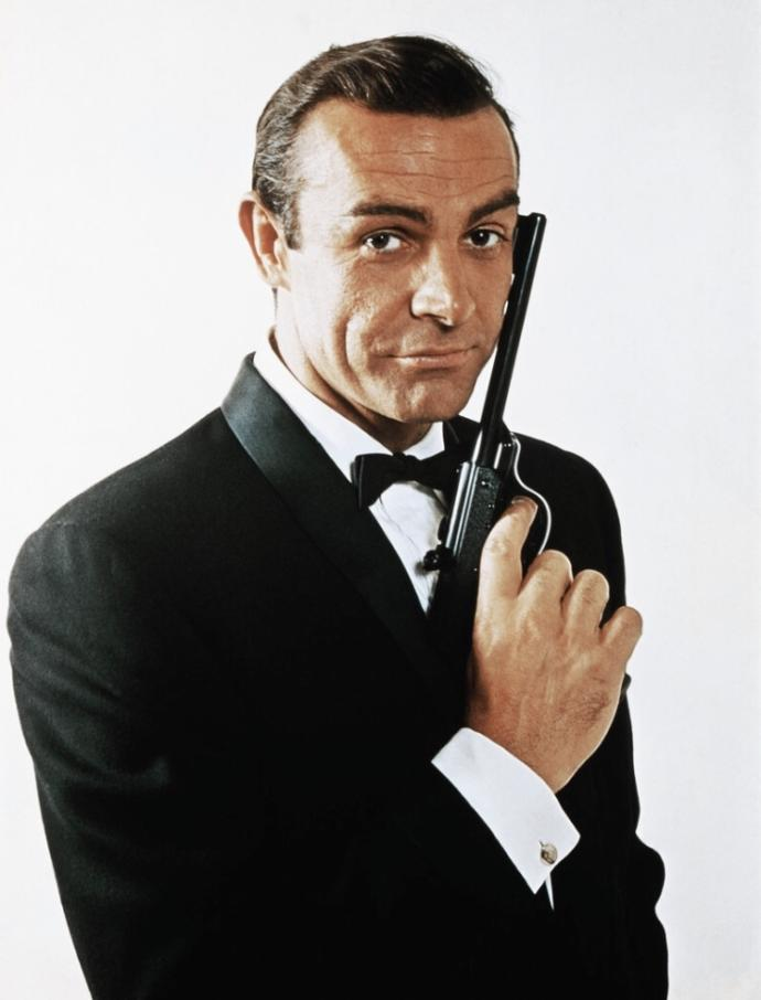 Girls, would you date a real life James Bond?