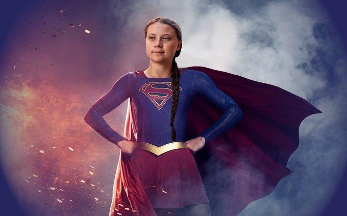 Is Greta Thunberg a Hero?