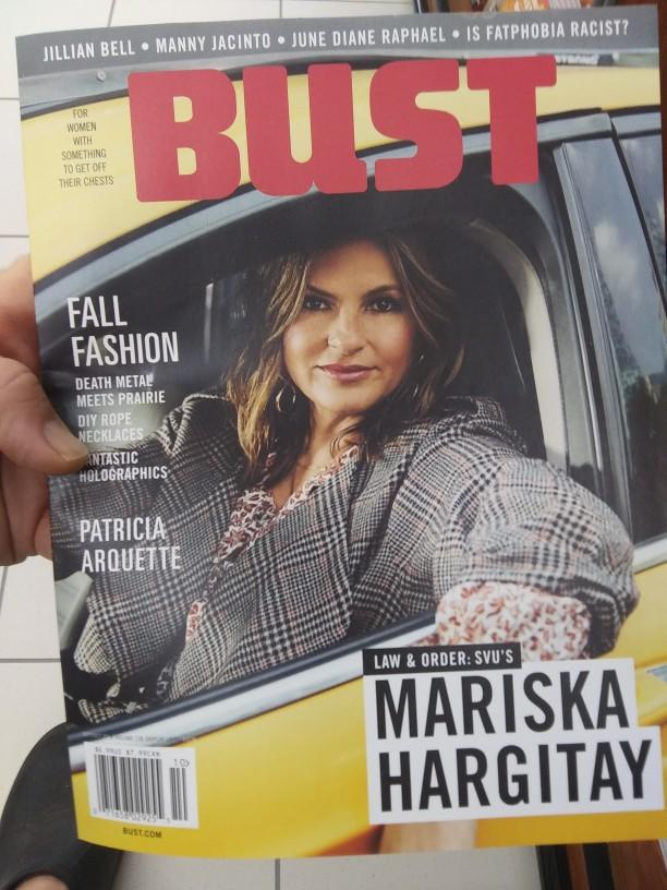 What do think of bust magazine, made for women to get stuff off their chests?