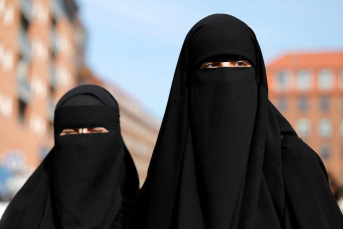 What do you think about the burqa?