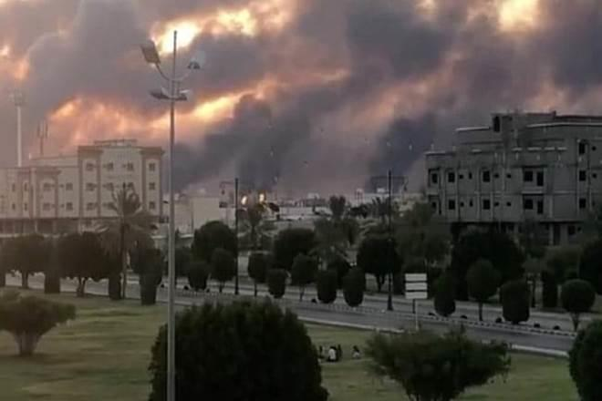What do you think about the recent attack on Saudi Aramco refinery by Yemeni Houthis?