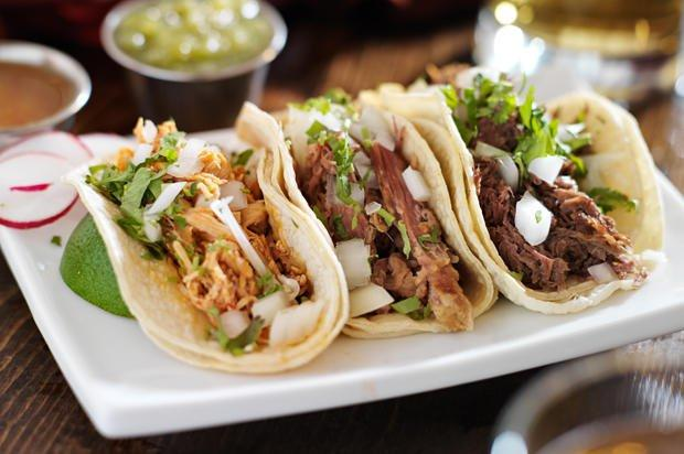 How many tacos do you usually eat in one sitting?
