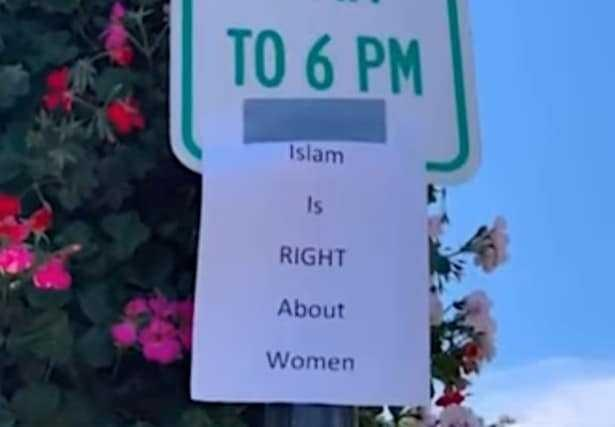 Islam is right about women. What do you think?