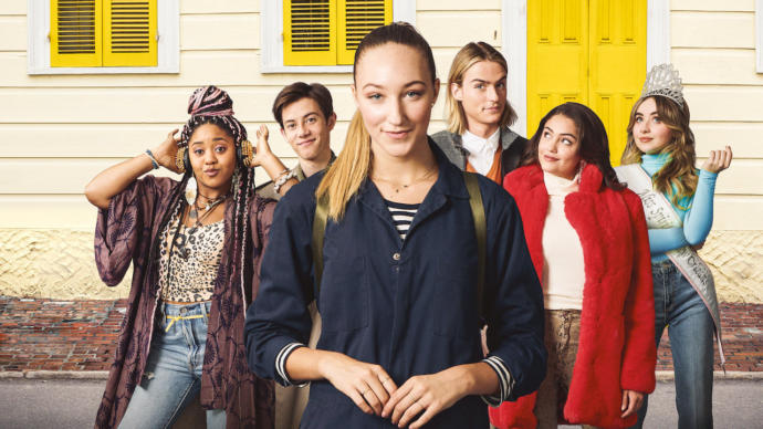 Netflix's new teen movie