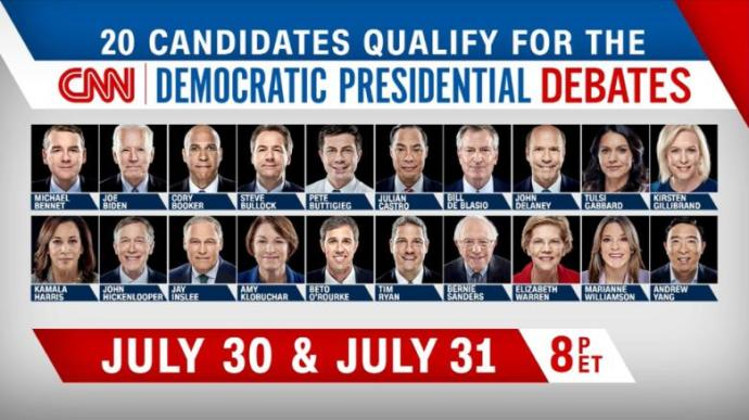 If the DNC held a fitness competition/triathlon, which candidate do feel would come in first place and last place?