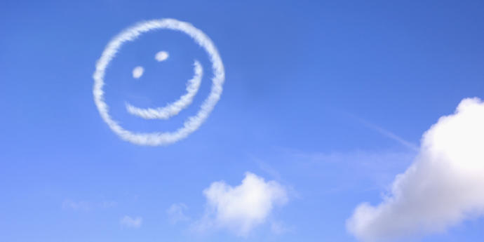 At what Age do you think people are most likely to be at their happiest?
