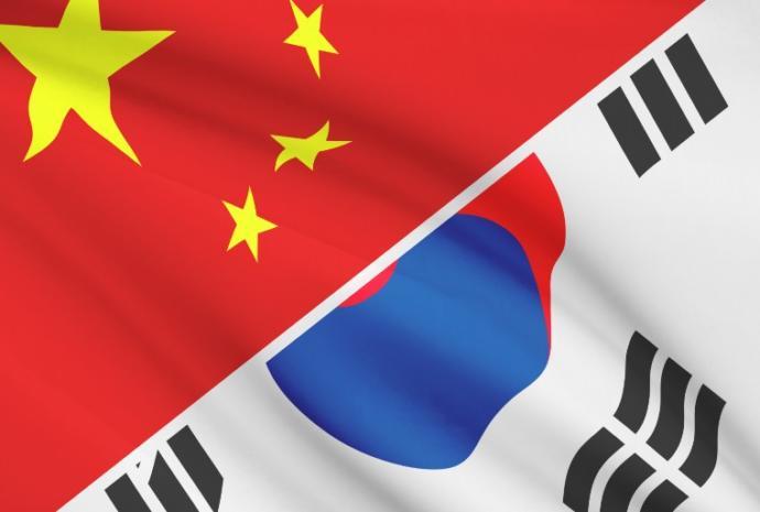 Similarities of China and Korea?