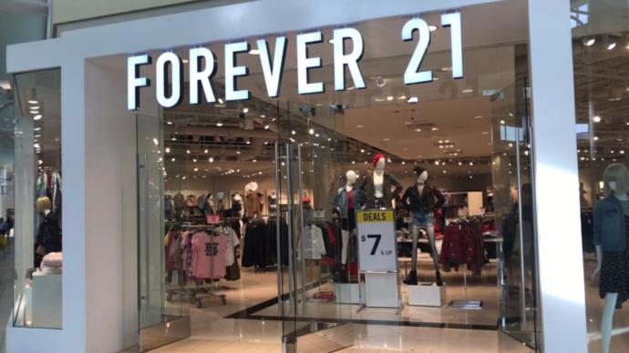 Iconic Teen and Young Adult Retailer Forever 21 files for bankruptcy. Did you ever shop forever 21?