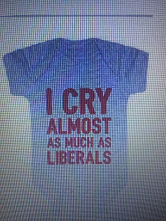 Liberals beware! Which of these shirts do you like the best?