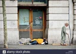 Do you give money or food to homeless on the streets?
