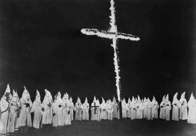 Do you agree with Kamala that there are parallels between ICE and the KKK?