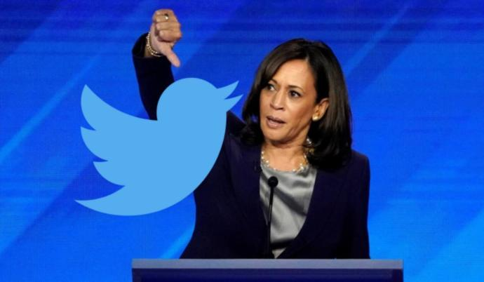 Russian collusion, Ukrainian scandal, impeachment.. Do you think that Kamala will sucessfully get Trump banned from Twitter?