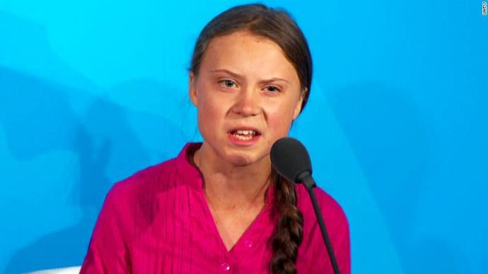Is Greta Thunberg just another political pawn for the left?