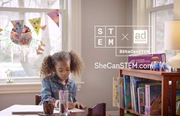 What do you think of the girls STEM movement?