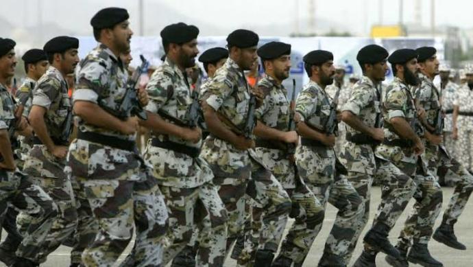 Saudi Arabian armed forces 🇸🇦